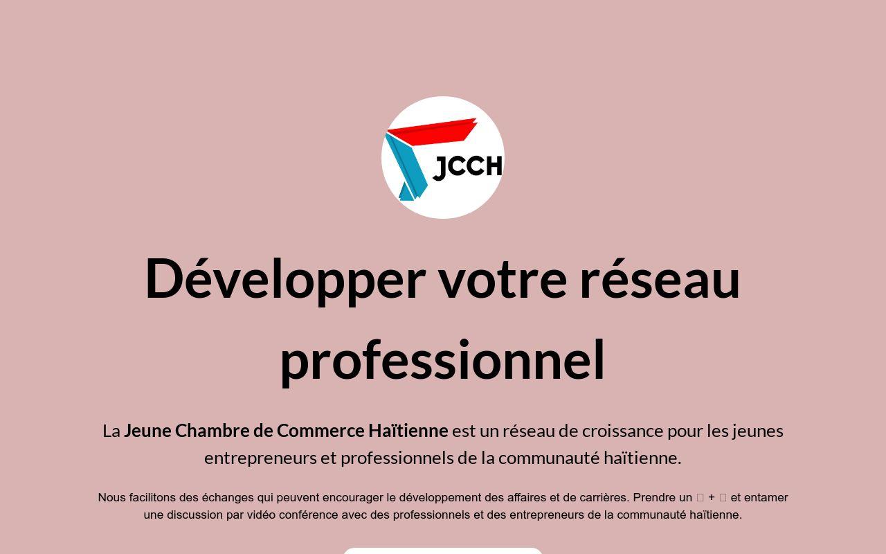 Café virtuel - JCCH